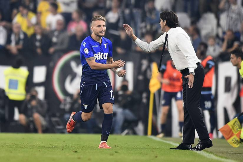 Lazio corsara all'Allianz Stadium: Immobile stende 2-1 in rimonta la Juventus